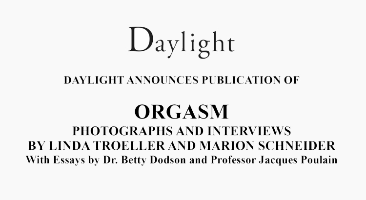 daylight announces orgasm