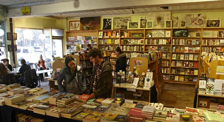 BLUESTOCKINGS WOMEN'S BOOKSTORE